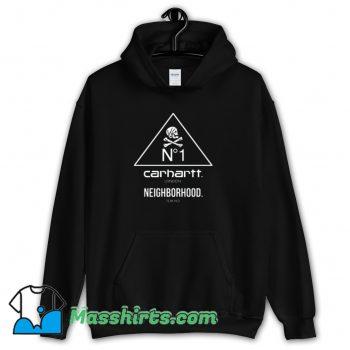 New Carhartt WIP x Neighborhood Hoodie Streetwear
