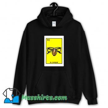 New EL Choque Shock G Card Game Hoodie Streetwear