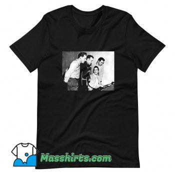 New Elvis Presley Johnny Cash Million Dollar T Shirt Design