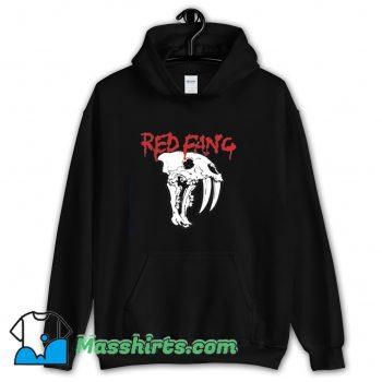 New Red Fang Hoodie Streetwear