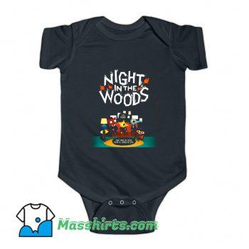 Night In The Woods Baby Onesie