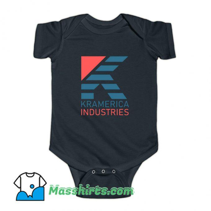 Seinfeld Kramerica Industries Baby Onesie