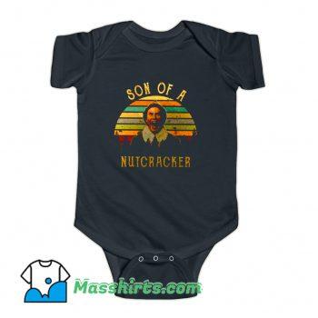 Son Of A Nutcracker Baby Onesie