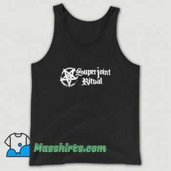 Superjoint Ritual Logo Tank Top On Sale