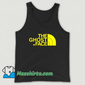The Ghost Face Tank Top On Sale