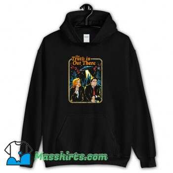 The X Files The Truth Is Out There Hoodie Streetwear