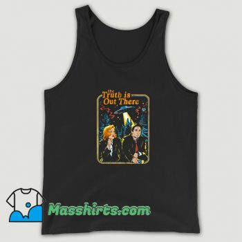 The X Files The Truth Is Out There Tank Top