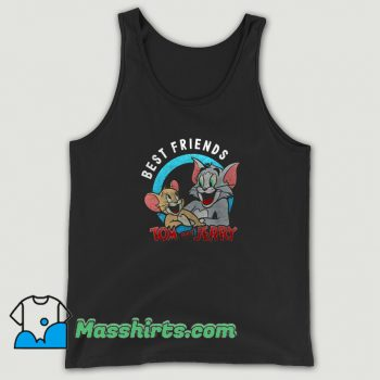Tom And Jerry Best Friends Tank Top