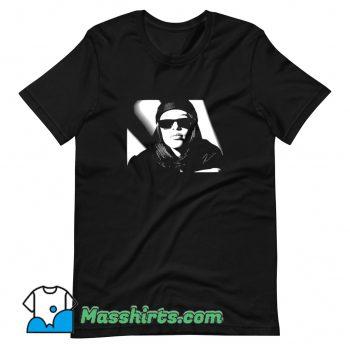 Vintage Aaliyah Rap Music Retro 90s T Shirt Design