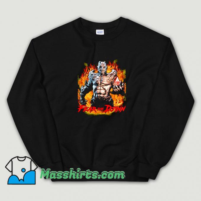 Wishmaster 1997 Fear The Djinn Sweatshirt On Sale