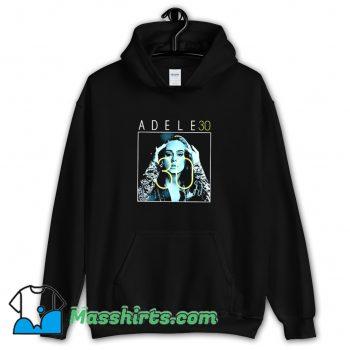 Adele 30 Signature Hoodie Streetwear