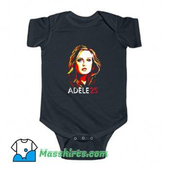 Adele Art 25 Baby Onesie