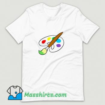 Awesome Artist Painting Drawing Art T Shirt Design