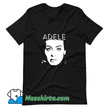 Best Adele Face T Shirt Design