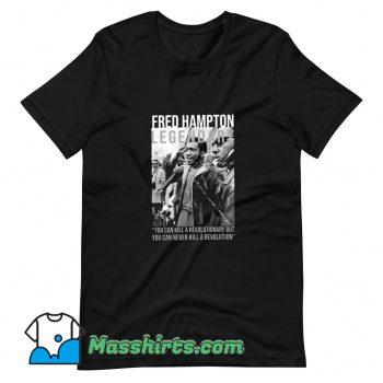 Best Fred Hampton Legendary T Shirt Design