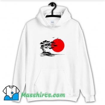 Cheap Japanese Bonsai Tree Hoodie Streetwear