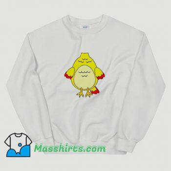 Chicken Costume Animal Halloween Sweatshirt