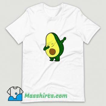 Cool Avocado Vegan Food Vegetarian T Shirt Design