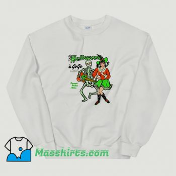 Cool Beistle Halloween A Go Go Sweatshirt