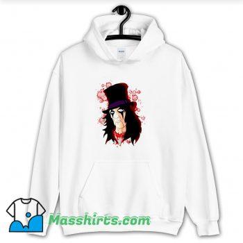 Cute Alice Cooper Music Lover Hoodie Streetwear