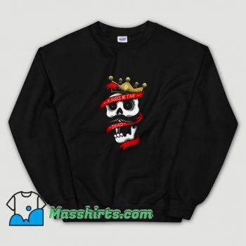 Cute Kings Of The Dead Sweatshirt