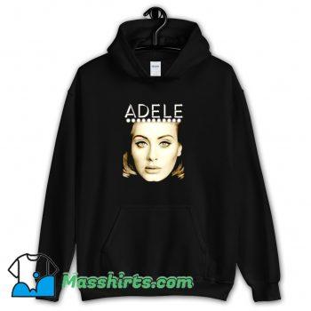 Funny Adele Portrait Love World Tour Hoodie Streetwear