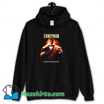 Funny Candyman Horror Movies Hoodie Streetwear