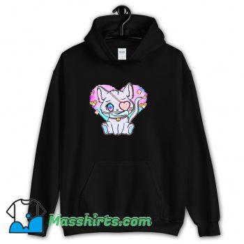Funny Pastel Goth Menhera Hoodie Streetwear