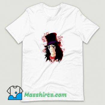 New Alice Cooper Music Lover T Shirt Design