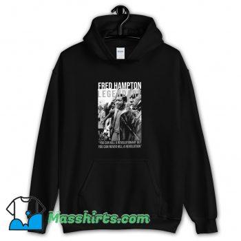 New Fred Hampton Legendary Hoodie Streetwear