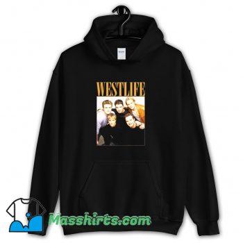 New Westlife Band Photos Hoodie Streetwear