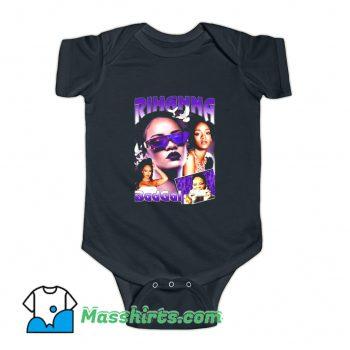Rihanna Bad Gal Rap Photos Baby Onesie