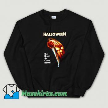 The Night He Came Home Movie Sweatshirt On Sale