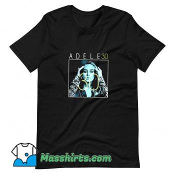 Vintage Adele 30 Signature T Shirt Design